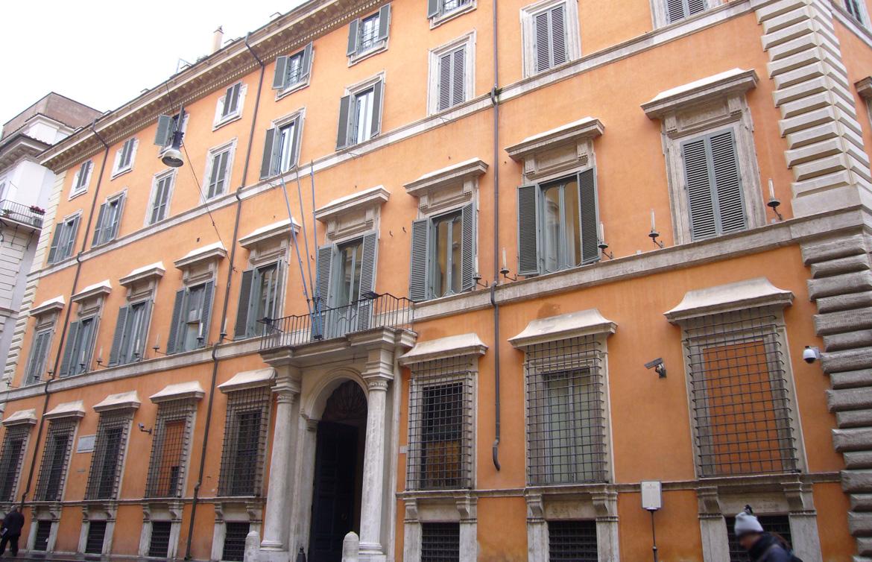 """Senato della Repubblica """"Palazzo Giustiniani e Palazzo Madama"""""""